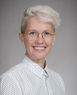 Dr. Cate O'Leary