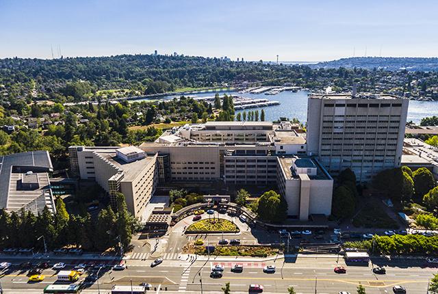 UW Medicine drone image