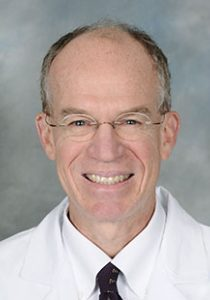 Headshot portrait of Dr. Christopher Allan, hand and wrist surgery.