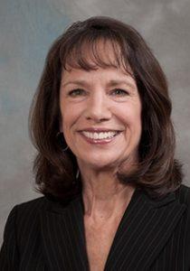 Headhsot portrait of Kathleen Errico, ARNP, breast care Ph.D.